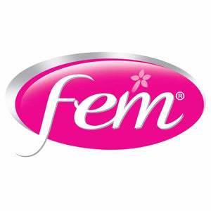 Fem Fairness Naturals Pearl Creme Bleach- Removes Tan and Glowing Skin 64gm