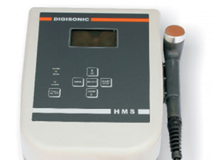 Digisonic Micro Controller Based Computerized 1 & 3 MHZ Ultrasound Therapy