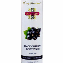 Black Currant Body Wash 200Ml For All Skin Type