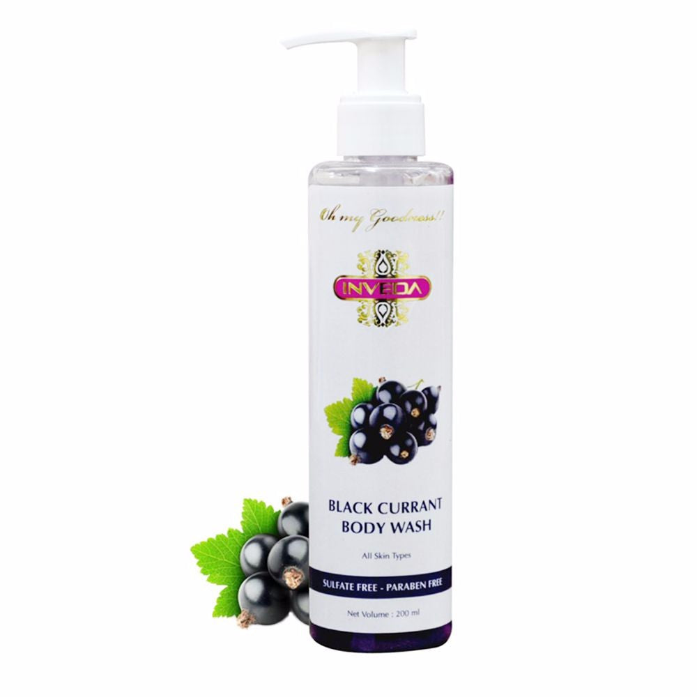 Black Currant Body Wash 200Ml For All Skin Type Available