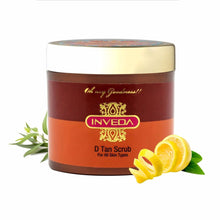 Inveda D Tan Scrub For Skin Care 100 ML Available