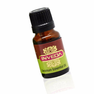 Inveda Body and Mind Rejuvenator Geranium Essential Oil  10Ml For All Skin