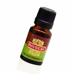 Inveda Rose Essential Oil For Skin Soft & Moisturized, Inflamed Skin - 10ml