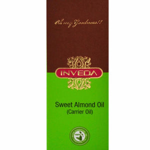 Inveda Sweet Moisturizing Body Massage Almond Oil 60Ml For All Skin Type