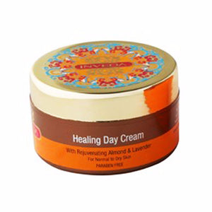 Inveda Healing Day Cream With  Almond Lavender 50Ml For All Type Skin
