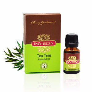 Inveda Oily & Acne Prone Skin Enhancers Tea Tree Essential Oil 10 ml Available