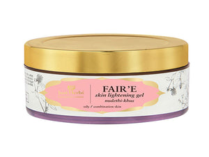 Just Herbs Faire Mulethi-Khus Skin Lightening Gel, 50gm Available at BuyIndianProducts24x7.com