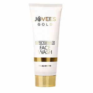 Jovees Ultra Radiance 24K Gold Face Wash-100 ML For Women Available
