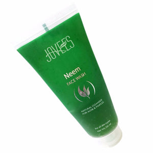 Jovees Natural Neem Face Wash-Natual Cleanser For -120 Ml For Women