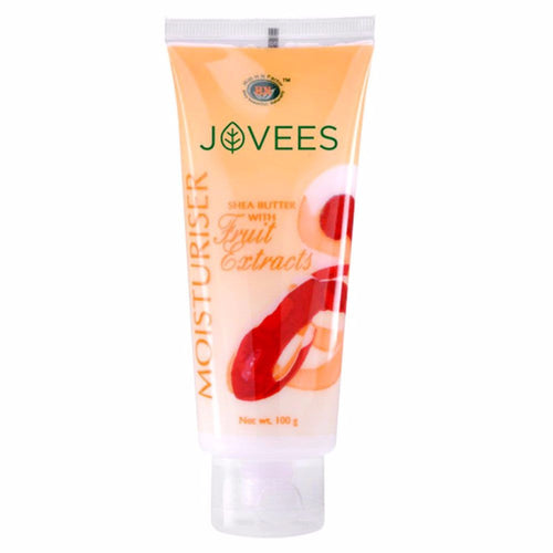 Jovees Herbal Shea Butter Moisturiser Fruit Extracts -100 Gms For Women Available