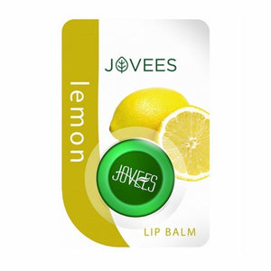 Jovees Lemon Lip Balm -Smooth on lips-5 Gms For Women Available