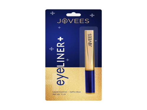 100% Natural Jovees Eye Liner Zaffre Blue Smudge-Proof All Day Long 5ml Available