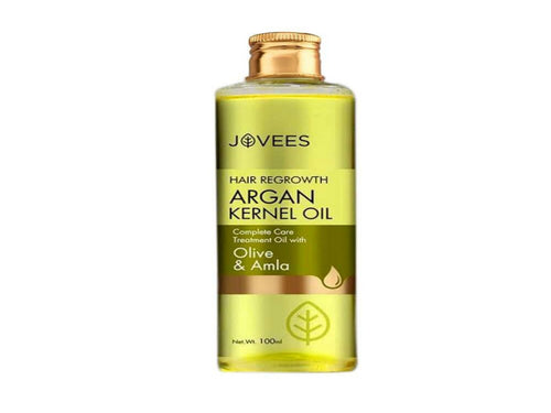 100% Herbal Jovees Hair Regrowth Complete Care Treatment Oil- 100ml Available