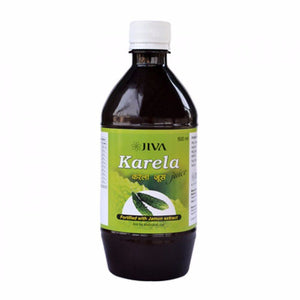 JIVA Karela Juice Useful in diabetes -Pure Natural – 500 ML