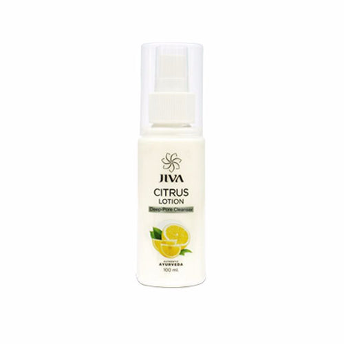 JIVA Citrus Lotion Useful in removing makeup (100 ml)