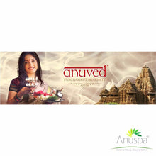 ANUVED Panchamrut Agarbatti ( Pack Of 6 Pouches ) - 125 Gms