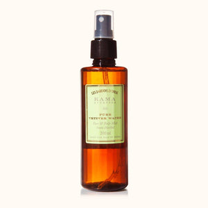 100% Natural Kama Ayurveda Pure Vetiver Water-200ml