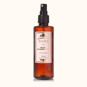 Kama Ayurveda 100% Pure Rose Water-200 Ml