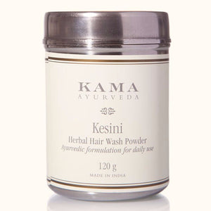 100% Natural Kama Ayurveda Kesini Ayurvedic Herbal Hair Wash Powder-120 Gms