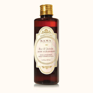 Ayurvedic Kama Ayurveda Rose And Jasmine Body Cleanser 200 ml