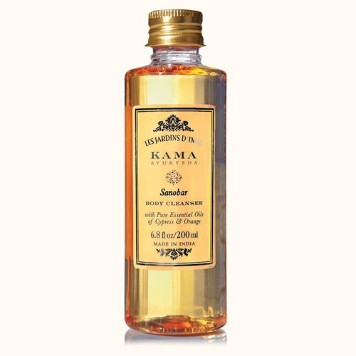 Kama Ayurveda Sanobar Body Cleanser For Soft Skin 200 ml