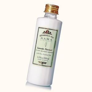 Kama Ayurveda Lavender Patchouli Body Moisturiser  with Aloe Vera - 200 Ml