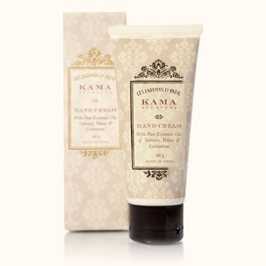 100% Orgenic Kama Ayurveda Hand Cream - 60 Gm