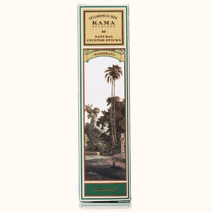 Kama Ayurveda blend made Sambrani Incense Sticks