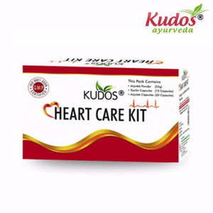 100% Pure Natural Herbals Kudos Heart Care Kit