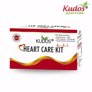 100% Pure Natural Herbals Kudos Heart Care Kit Available