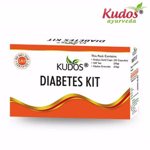 100% Pure Natural Herbals Kudos Diabetes Kit Available