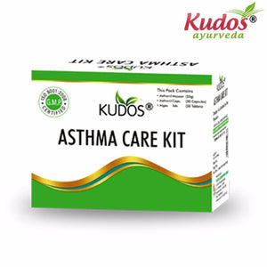 Pure Natural Herbals Kudos Asthma care Kit Available