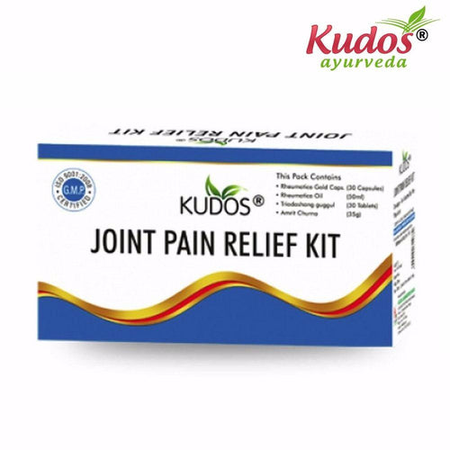 Kudos Joint pain Relief kit-100% Pure Natural Herbals Available