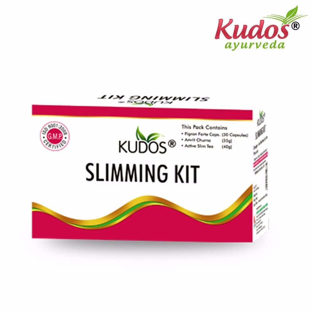 Kudos Slimming kit-100% Pure Natural Herbals