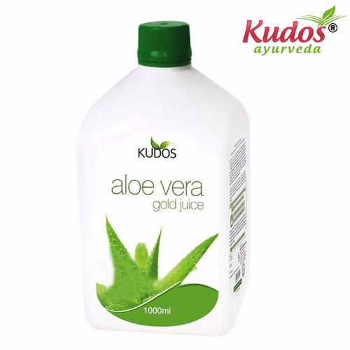 Kudos Aloe Vera Gold Juice-100% Pure Natural Herbals Available