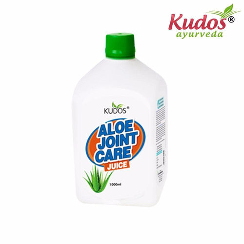 Kudos Aloe Joint Care Juice-1000ml -Pure Natural Herbals Available