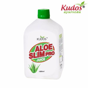 Kudos Aloe Slim Pro Juice- Reduce excess body weight-1000ml