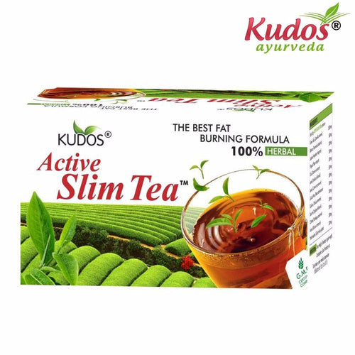Kudos Active Slim Tea-Boosts Good Cholesterol- 30 Tea Bags Available