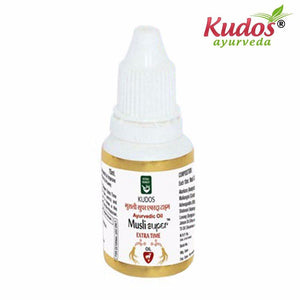 Kudos Mulsi Super Extra Time Oil - Pure Natural Herbs-15ml