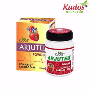 100% Pure Natural Ayurvedic herbals-Kudos Arjuteb Powder -150gm Available