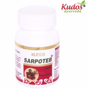 Kudos Sarpoteb Tablets - 100 Tablets Available