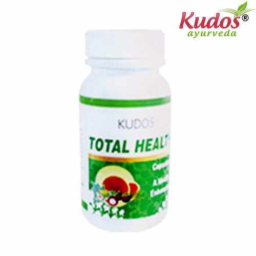Kudos Total Health Capsules For Health Care- 60 Capsules Available