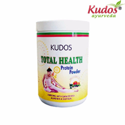 Kudos Total Health Protein Powder – 500gm- Available