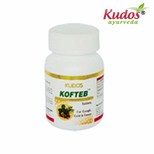Kudos Kofteb Tablet - 60 Tablets -Natural Herabals Available