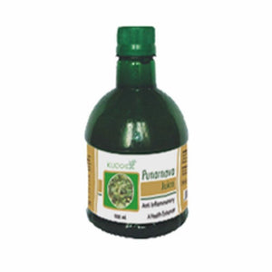 Kudos Punarnava Juice - 500ml- Pure Natural Ayurvedic - Healthcare Available