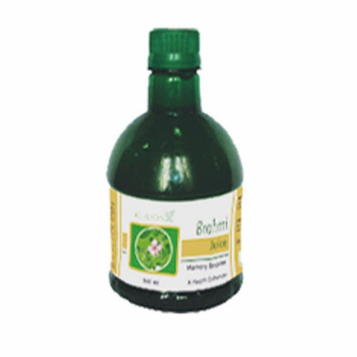 Kudos Brahmi Juice -500ml-Pure Natural Herbal - Healthcare Available