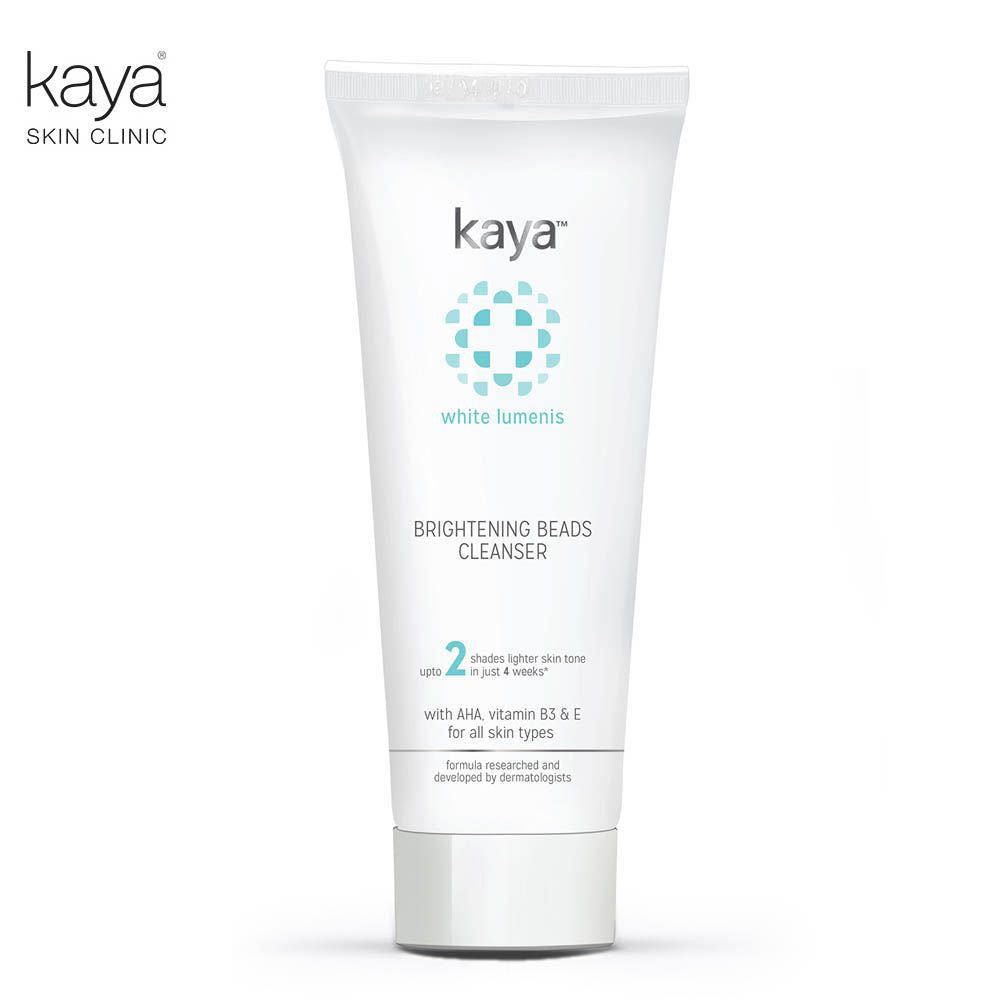 KAYA Fairness Face Cleanser / Brightening Beads Cleanser -100ml Available