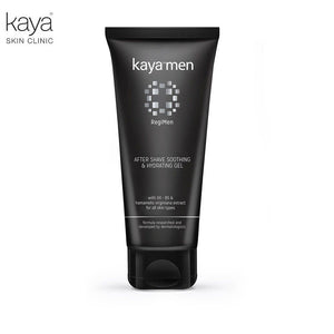 KAYA After Shave Soothing & Hydrating Gel-Aqua, Carbormer, Disodium Edta-100ml Available