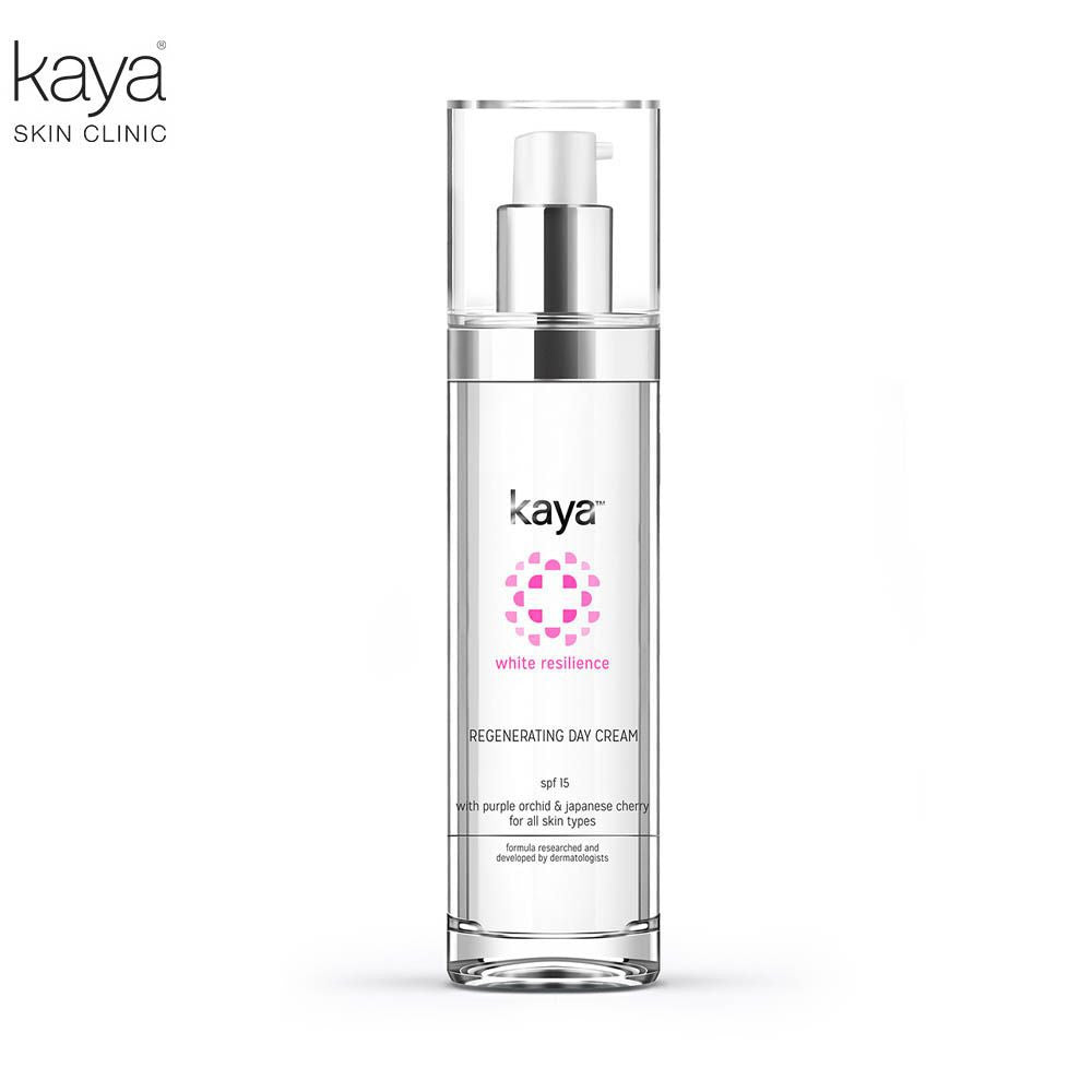KAYA Brightening And Regenerating Day Cream For All Day - 50ml Available