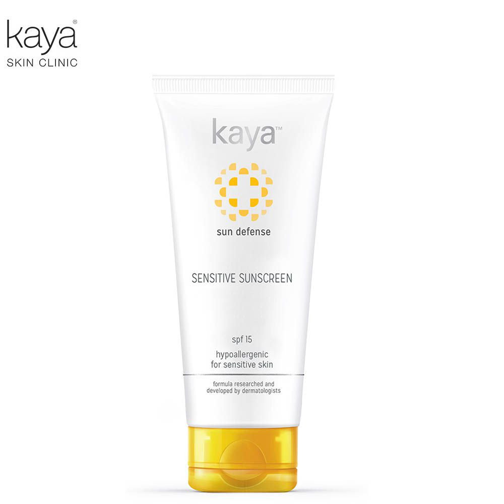 KAYA Sunscreen For Sensitive Skin For Sensitive Skin -75ml Available